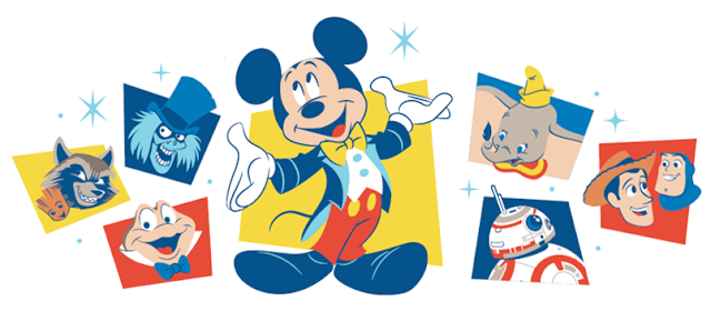 Disneyland Park 65th Anniversary Merchandise Online Exclusively on July 14