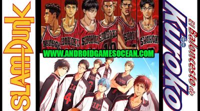 NBA 2k14 Slamdunk X Kuroko No Basketball apk mod
