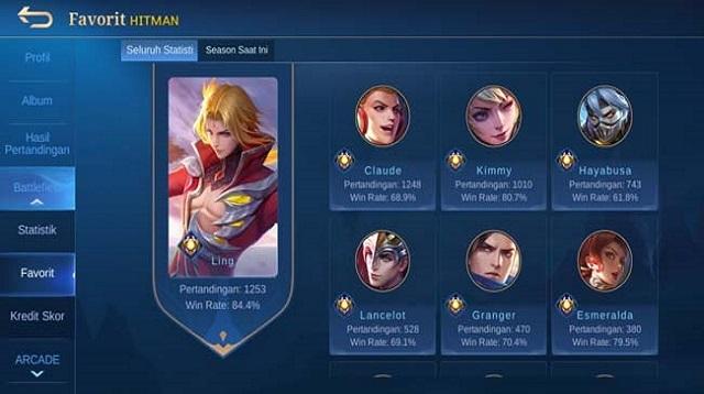 Akun ML Sultan Gratis Login FB