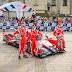 Comienza la misión Le Mans para Rojas