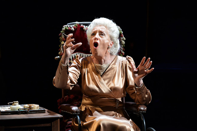Sondheim: A Little Night Music - Josephine Barstow - Opera North, Leeds Playhouse (Photo Sharron Wallace)