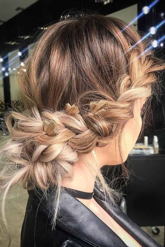 French Hairstyle Are Always A Hit