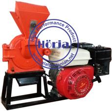 mesin disk mill bahan besi kapasitas 220 kg/jam
