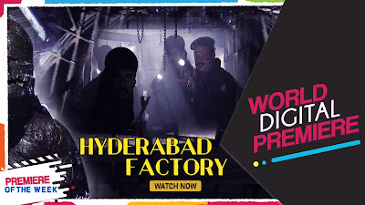 Hyderabad Factory (2019) Hindi 720p HDRip x265 HEVC 550Mb