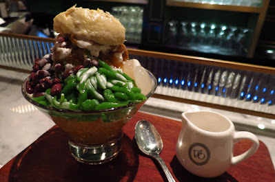 Violet Oon Satay Bar & Grill, chendol