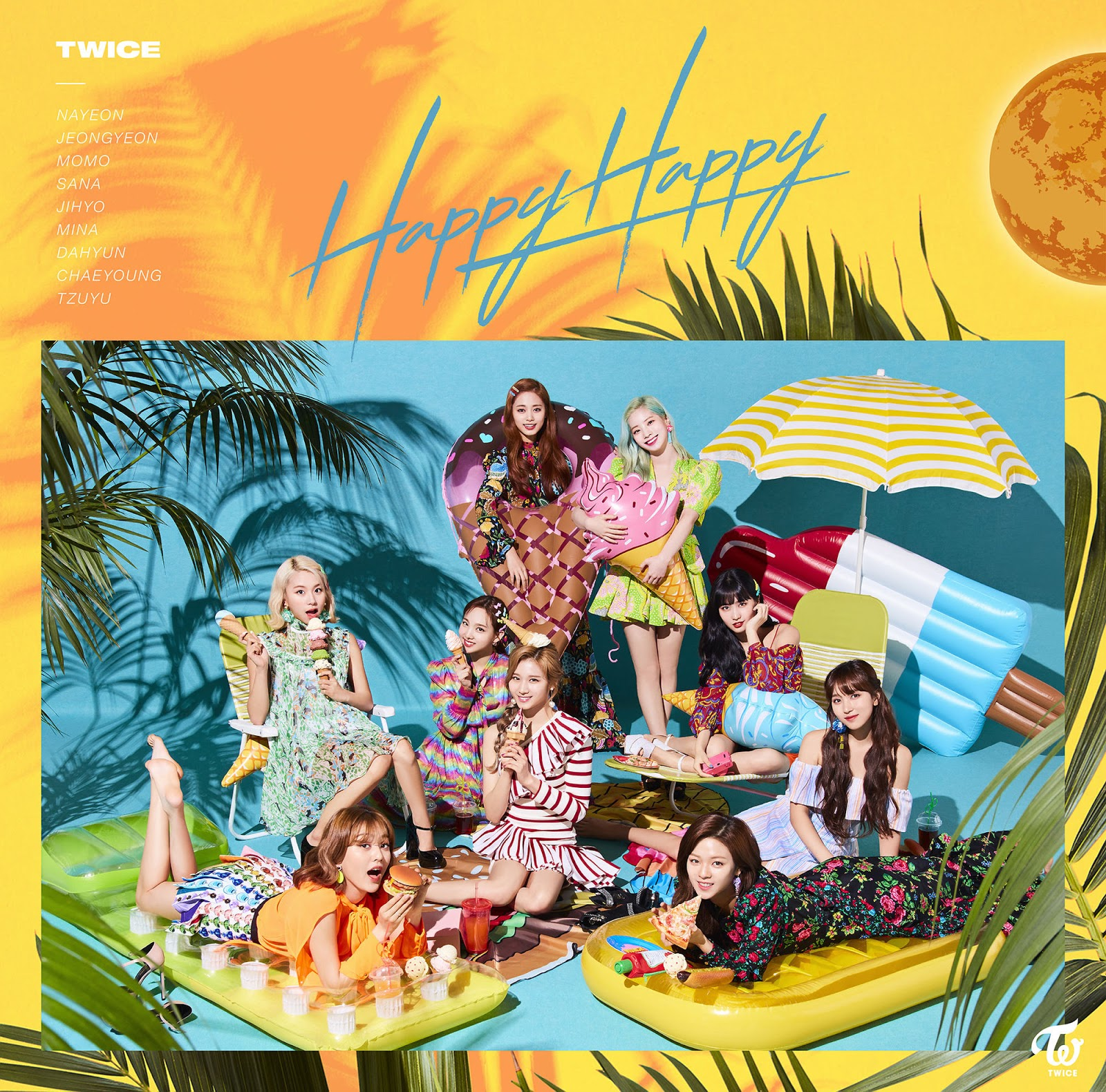 TWICE – HAPPY HAPPY – EP (ITUNES PLUS AAC M4A)