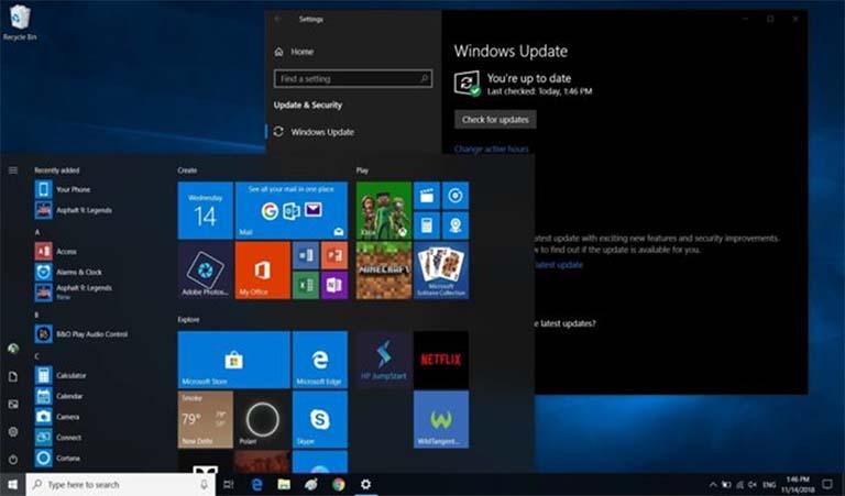 Inilah Fitur Pembaruan Anyar Pada Windows 10 May 2019 Update