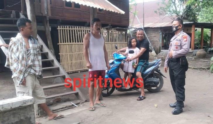 Ikuti Adaptasi Kebiasaan Baru, Bhabinkamtibmas Sanrobone Polsek Mapsu Polres Takalar Aktif Laksanakan DDS Ke Desa Binaan