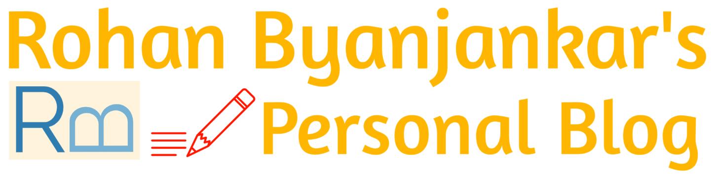 Rohan Byanjankar's Blog
