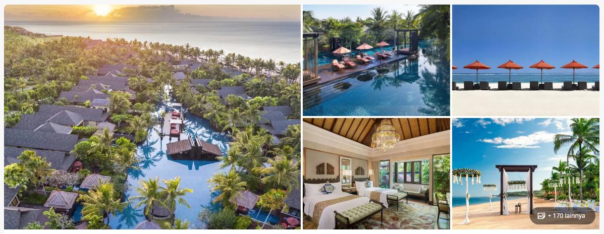 St. Regis Bali Resort Pantai Nusa Dua