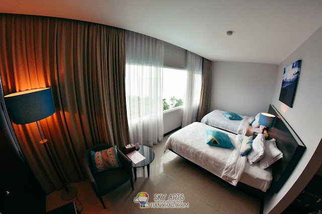 Dara Independence Beach Resort & Spa Deluxe Room at Sihanoukville Cambodia