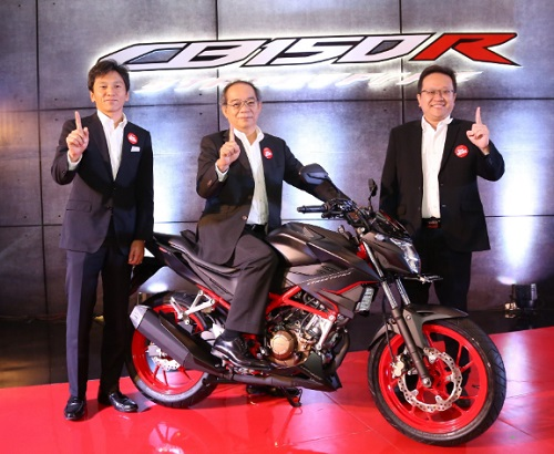 Design Honda CB150R Special Edition Terbaru