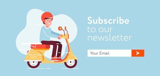 4 Style Subscribe Box (Kotak Berlangganan) Responsive Untuk Blogger