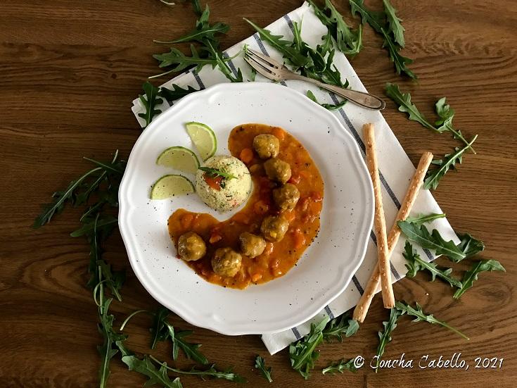 albóndigas-ternera-curry-mesa