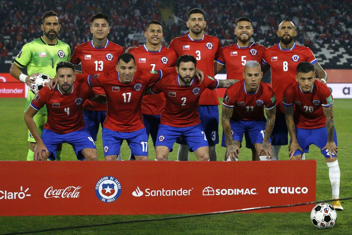 Formación de Chile ante Brasil, Clasificatorias Catar 2022, 2 de septiembre de 2021
