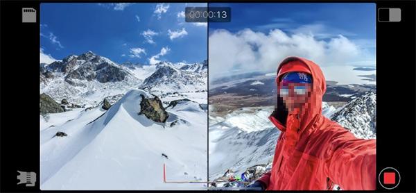 تطبيق ايفون للتصوير بأكثر كاميرا DoubleTake-iPhone-3.