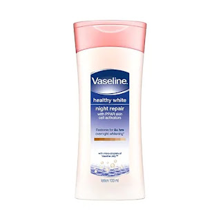 Vaseline Healthy White Night Repair Body Lotion 100ml