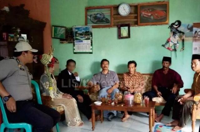 HEBAT! Polisi Gagalkan Pernikahan Sesama Jenis Di Wonosobo