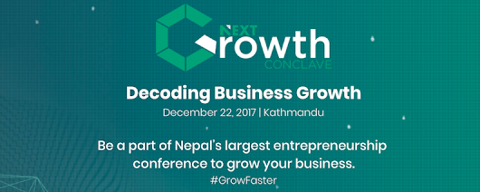NEXT Growth Conclave 2017 Happening on December 22