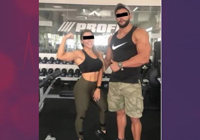 Modelo fitness publicaba fotos íntimas de su exnovia