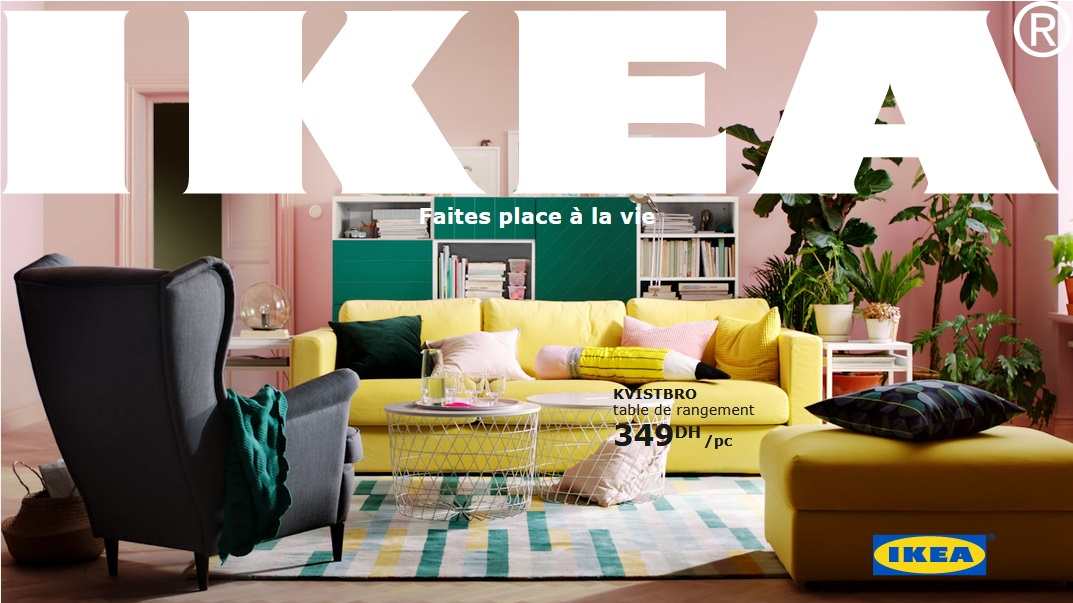 catalogue ikea maroc 2018 lecatalogue 100 catalogues. Black Bedroom Furniture Sets. Home Design Ideas
