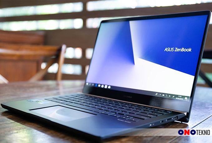 ASUS ZenBook Pro 14 UX480, Laptop Ultra-Ringkas Dengan ScreenPad Untuk Profesional Kreatif
