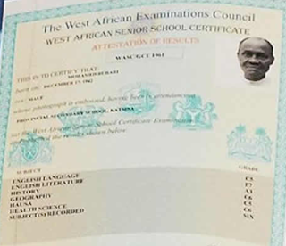 BREAKING: Appeal Court dismisses suit challenging Buhari's academic qualification