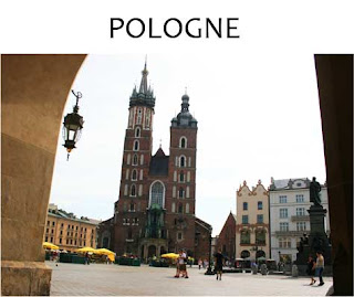 My Travel Background : Voyage Europe Pologne