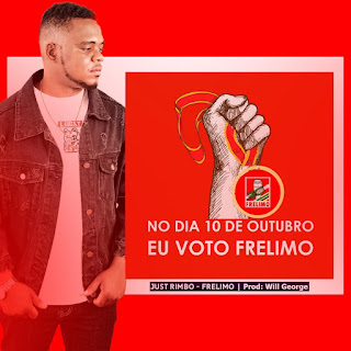 Just Rimbo - Frelimo (Prod. Willgeorge)