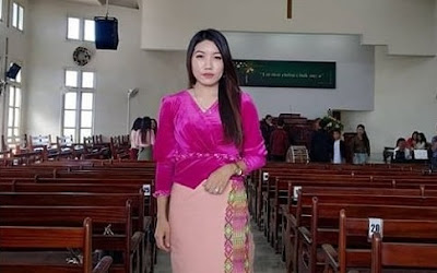 Christian Women Dress