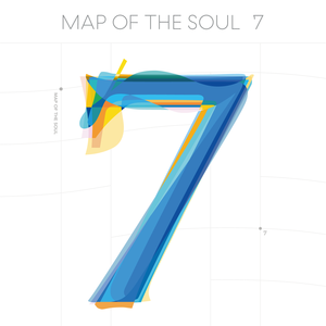 Download Wallpaper Gambar Cover Album BTS Map of the Soul: 7