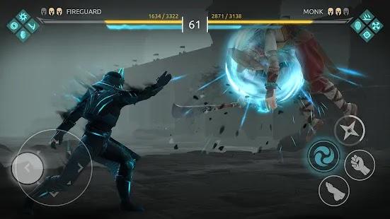 Shadow Fight Arena — PvP Fighting game لعبة قتال متعددة اللاعبين جديدة مع أبطال قتال الظل!