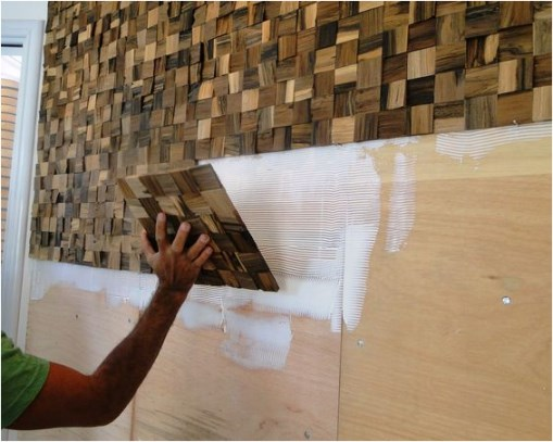 Wood Mosaic: What It Is, How to Apply and Models