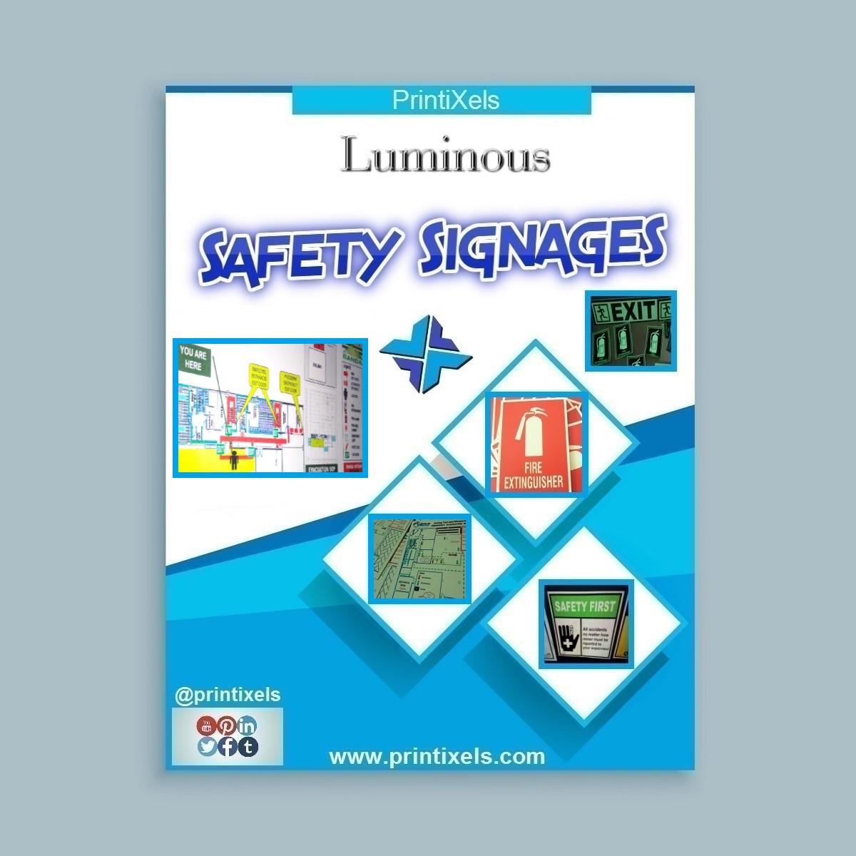 Luminous Safety Signages Philippines