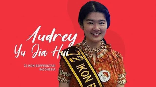Audrey Yu Jian Hui, Gadis Ajaib Surabaya Disebut Bakal Jadi Menteri Termuda Jokowi