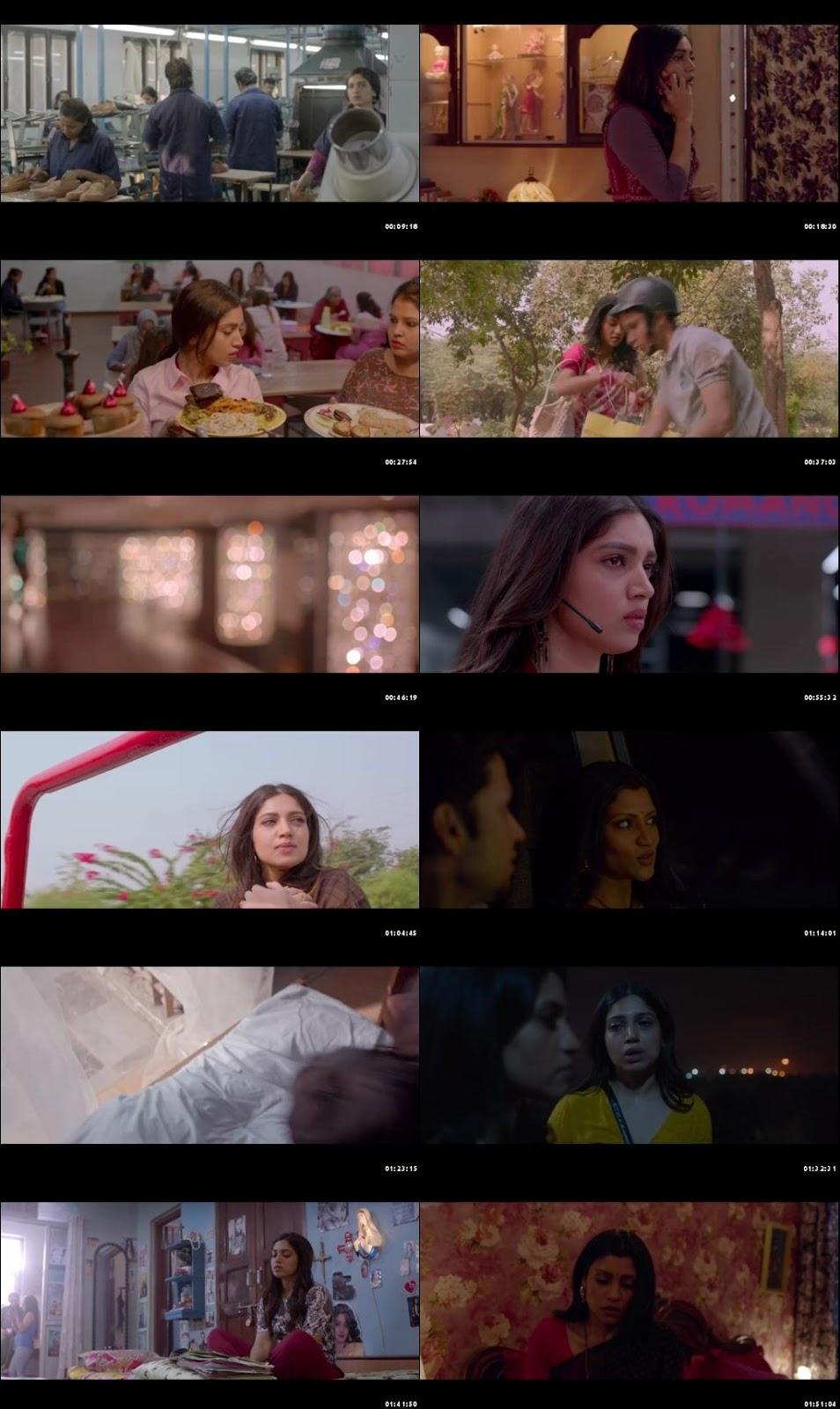 Dolly Kitty Aur Woh Chamakte Sitare 2020 HDRip 720p [Hindi - English]