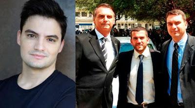 Carlos Jordy (PSL-RJ) foi condenado a pagar R$ 35 mil ao youtuber Felipe Neto