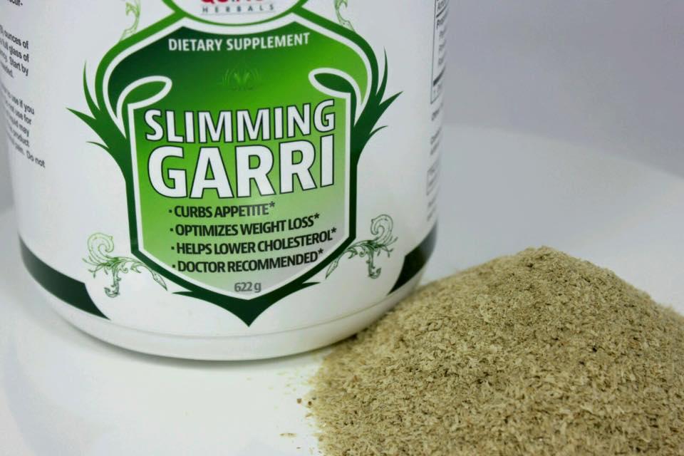 quincy slimming garri