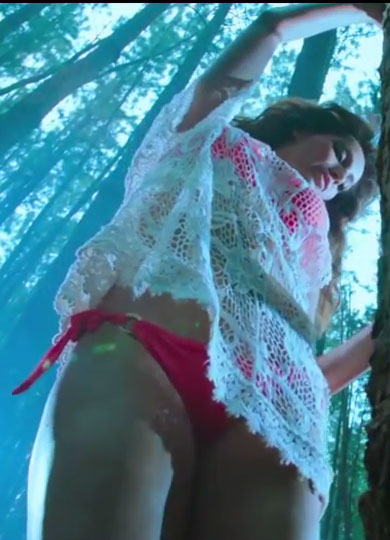 hottie Bipasha Basu in Bikini lingerie and Swimsuit