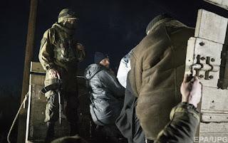 """""""ДНР"""" передала українській стороні трьох військовослужбовців"""