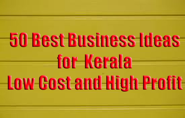 Low investment business plans in kerala computer work at home jobs without investment