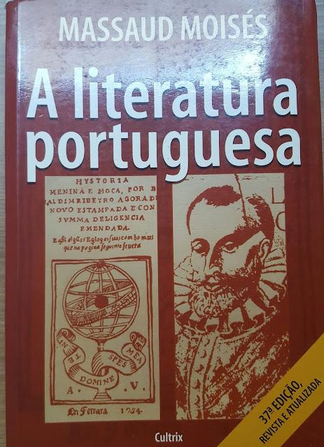 massaud moises a literatura portuguesa