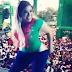 La Insuperable se baja pantalón en el Carnaval Vegano