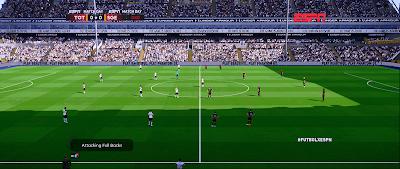 PES 2021 Stadium White Hart Lane (Light & Turf AddOn)