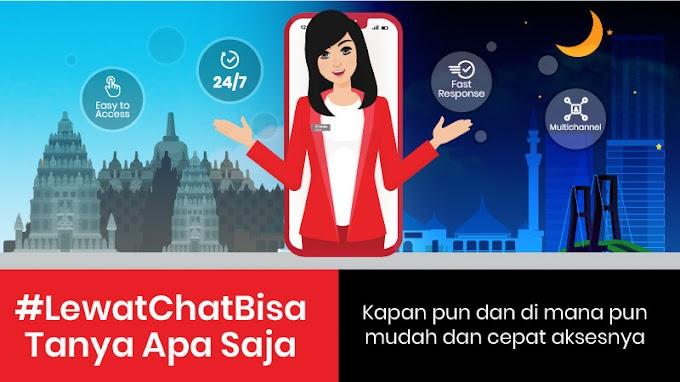 Tanya Veronika Asisten Virtual Telkomsel Biar Nggak Bingung Kalau Mau Isi Kuota