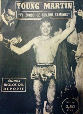 young martin boxeador