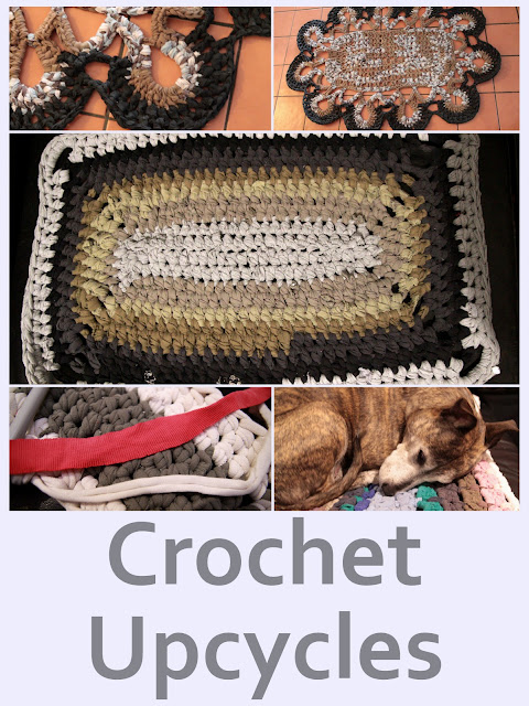 Purfylle Crochet Upcycles