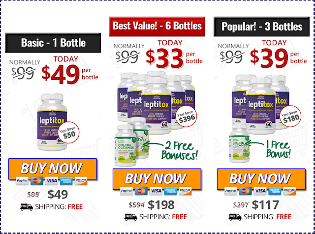 leptitox discount
