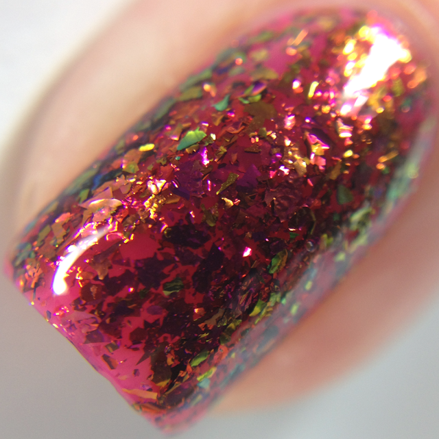 Lollipop Posse Lacquer-All Doors Are Open