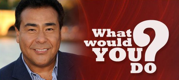 ABC's 'What Would You Do?' to feature segment on vegan ...